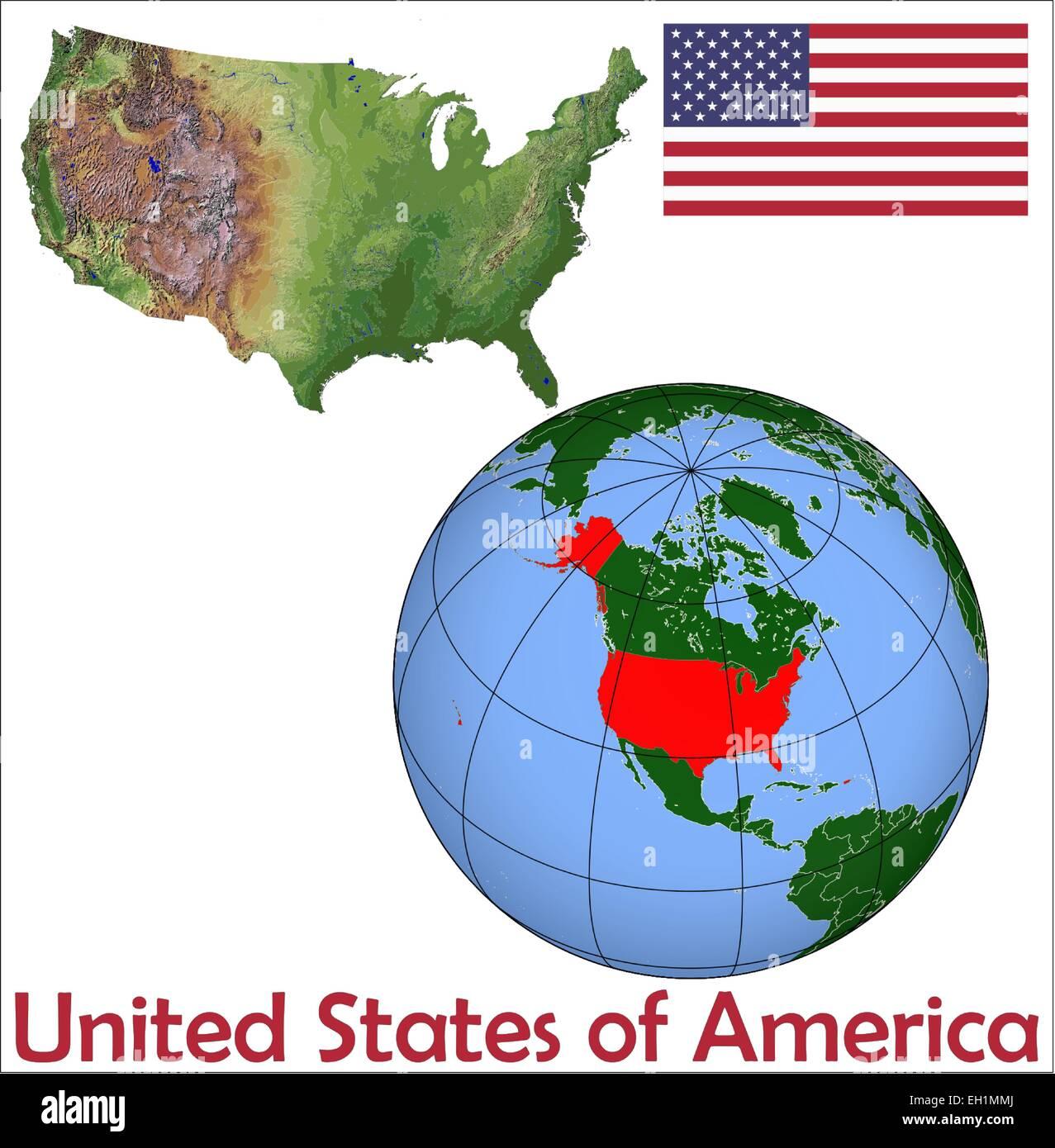 Us Map Globe.United States Map Globe Stock Photos United States Map Globe Stock