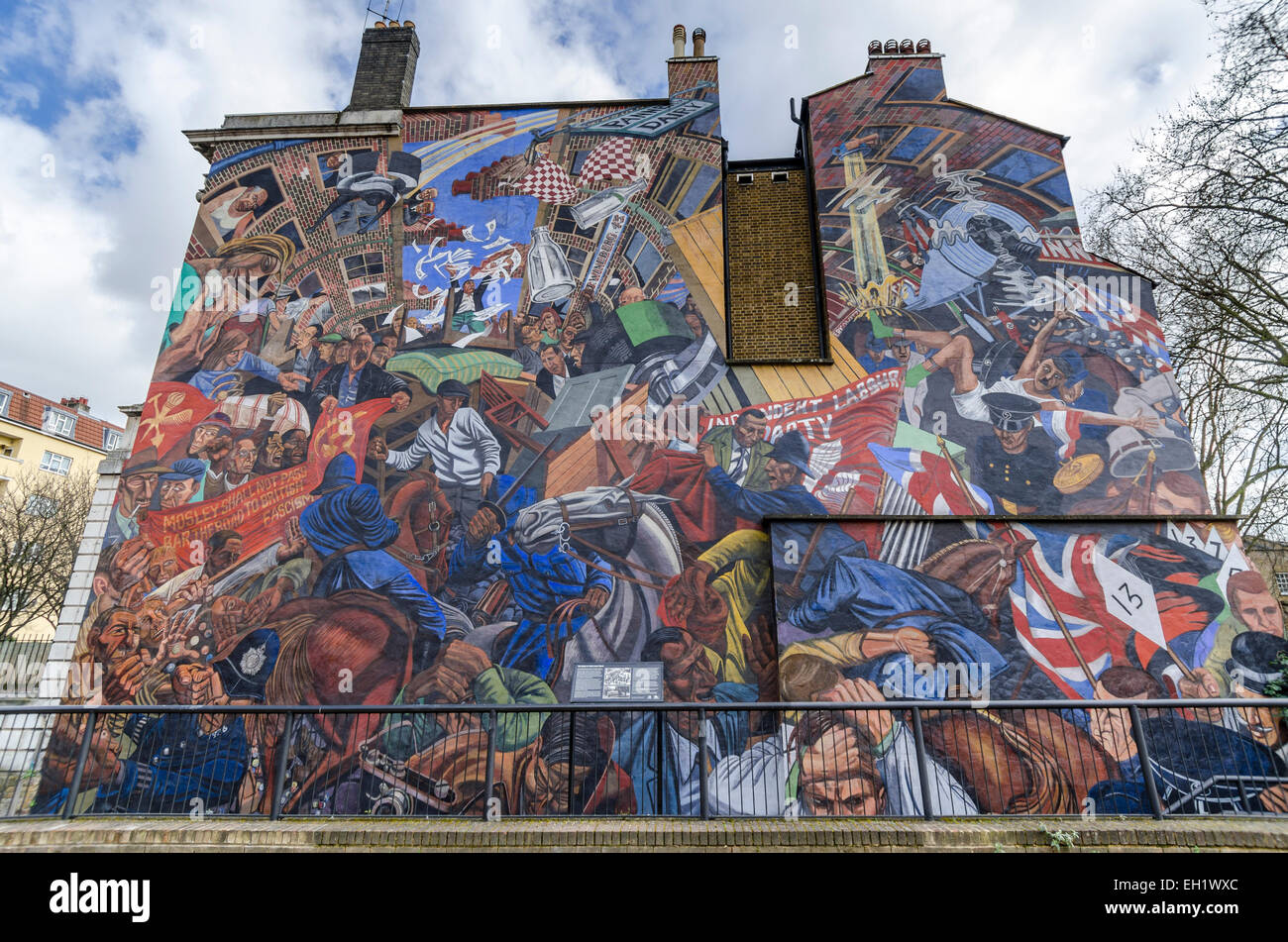 Battle on Cable Street