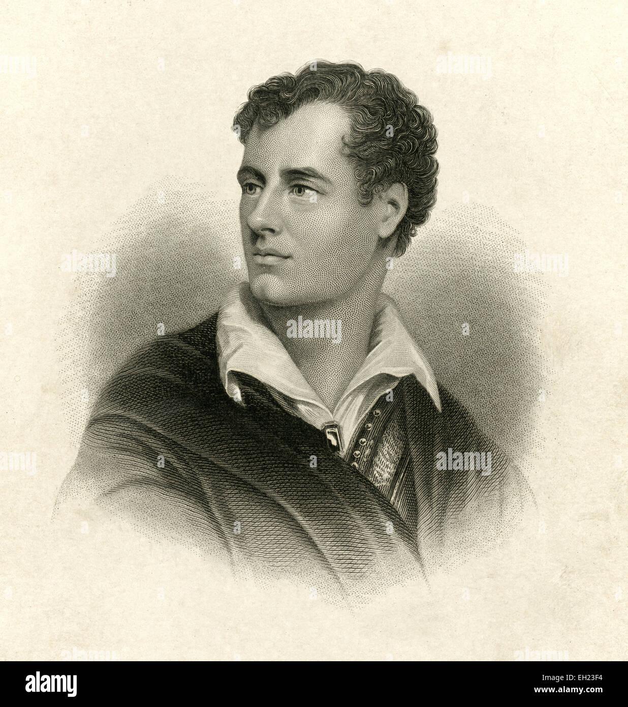 a review of george gordon noel byrons poem she walks in beauty Free essay: george gordon, lord byron, born in 1788 and died in 1824,  gordon noel byron's poem she walks in beauty george gordon.