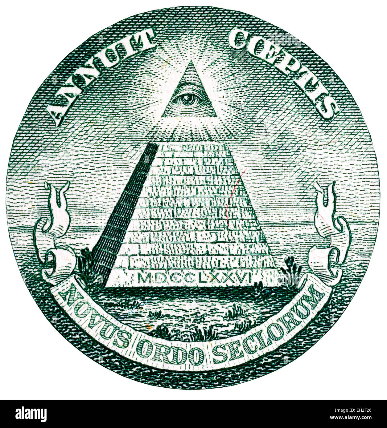 great seal of the united states all seeing eye of providence and