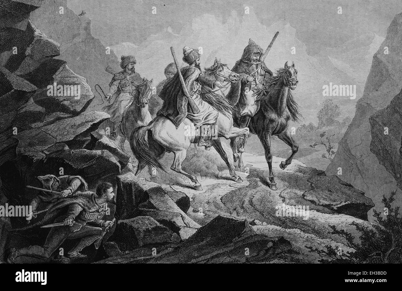The Caucasian War