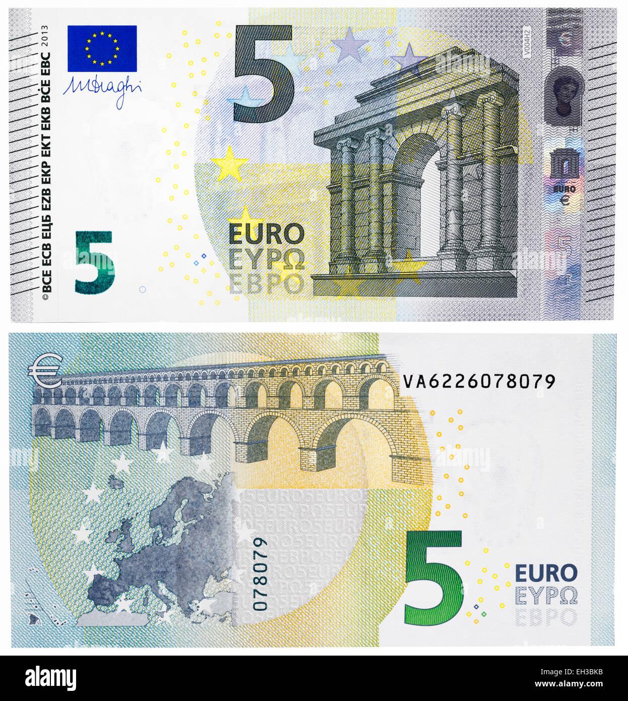 5 Euro MГјnze Und Uhr