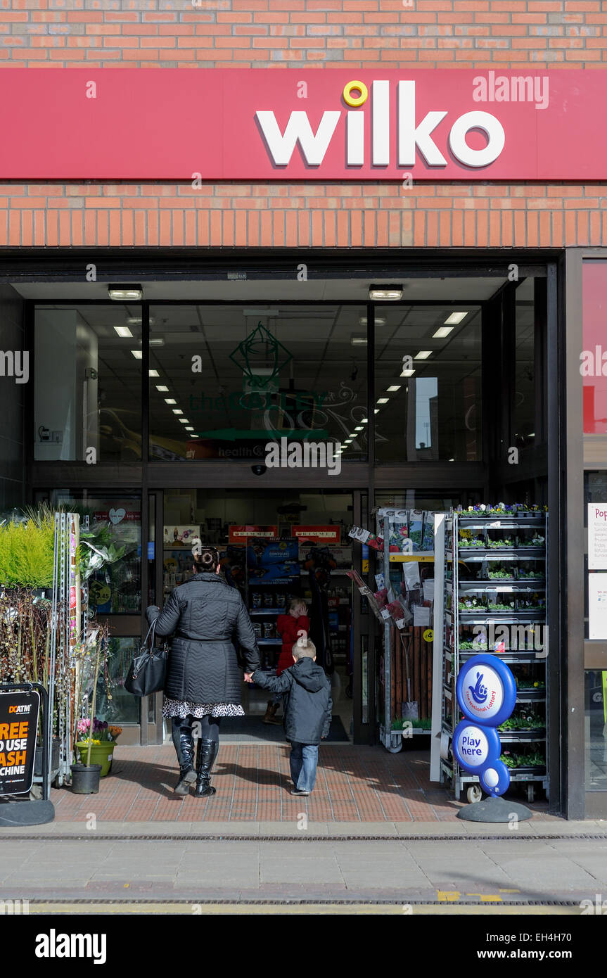 Wilko Store Stock Photos Amp Wilko Store Stock Images Alamy
