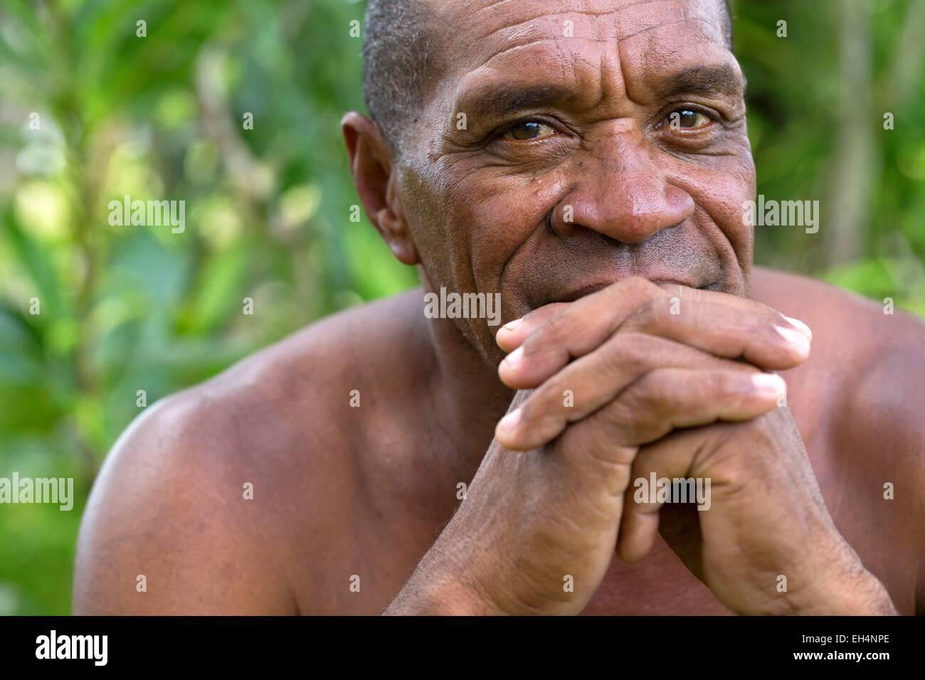 France, New Caledonia, Isle of Pines - Stock Image