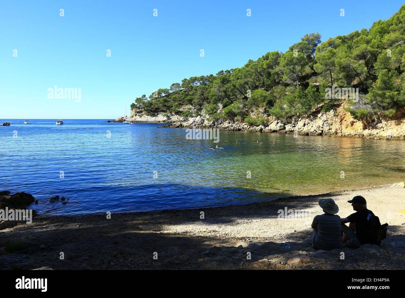 Saint cyr sur mer stock photos saint cyr sur mer stock images alamy - Camping port d alon saint cyr sur mer ...