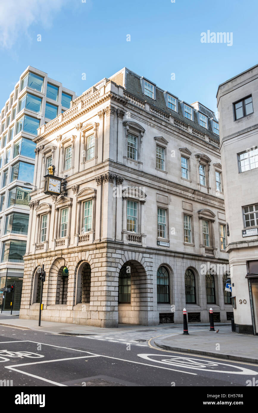 London assurance stock photos london assurance stock - National westminster bank head office address ...