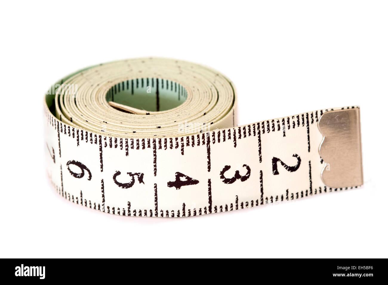 tape measure - Stock Image
