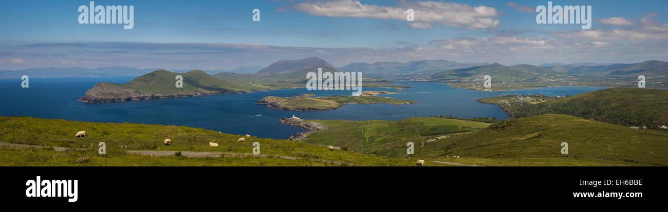 Republic of Ireland, wild atlantic way, Achill Island - Stock Image