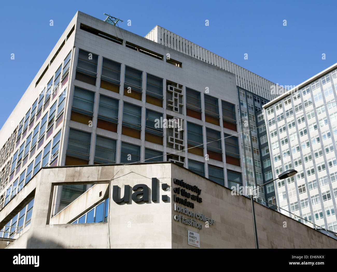 London College Of Fashion High Resolution Stock Photography And Images Alamy