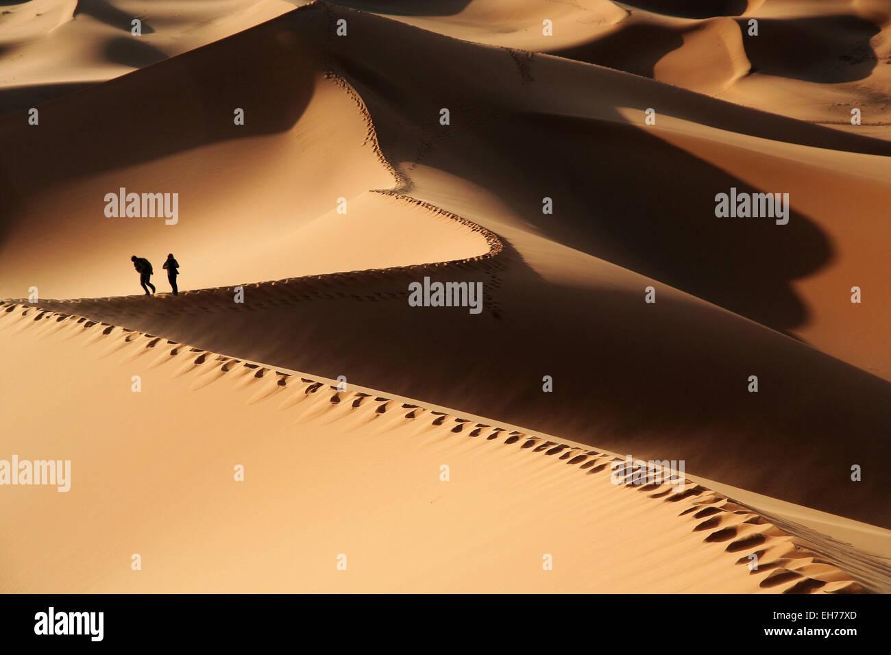 Sahara Desert - Stock Image