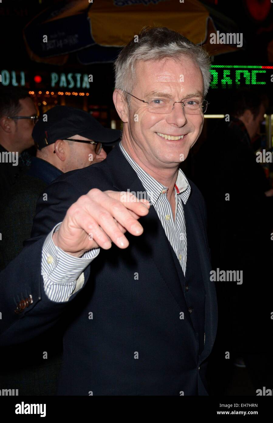 New York, NY, USA. 8th Mar, 2015. Stephen Daldry in attendance for THE AUDIENCE Opening Night on Broadway, Gerald Schoenfeld Theatre, New York, NY March 8, 2015. Credit:  Derek Storm/Everett Collection/Alamy Live News Stock Photo