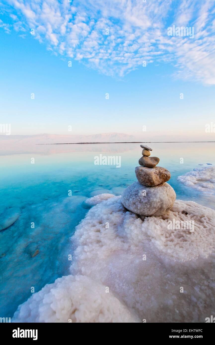 Israel, Dead Sea Stock Photo