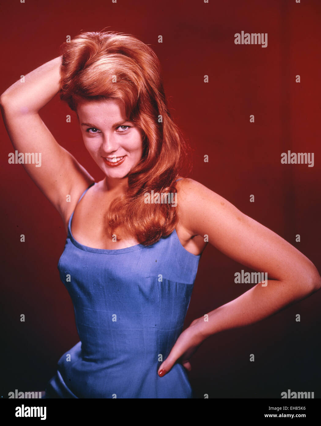 ANN-MARGRET Swedish-American film actress about 1968 - Stock Image