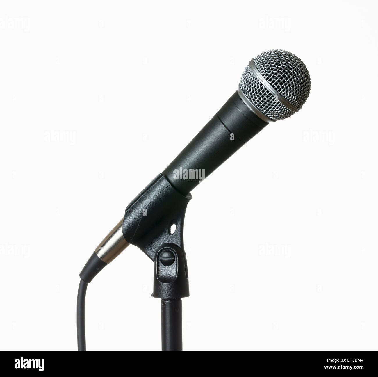 Microphone - Stock Image