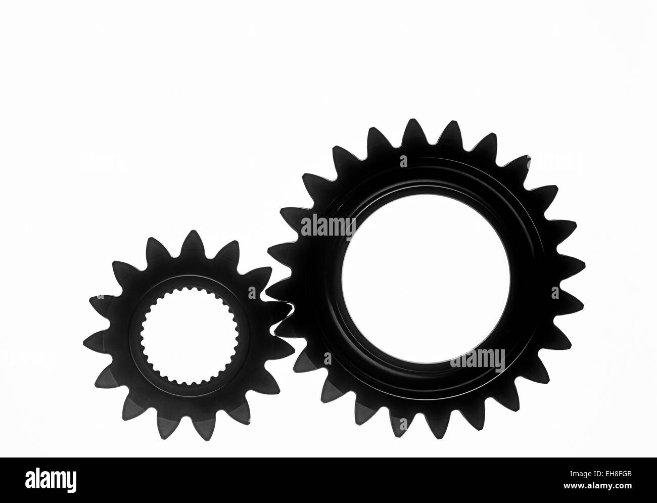 Cogs Gears - Stock Image