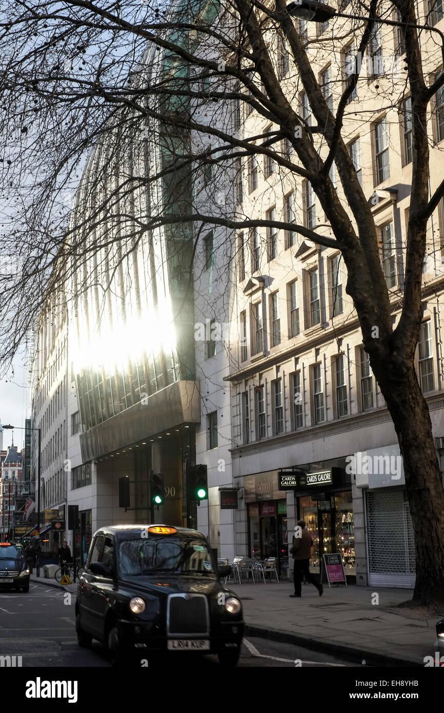 High Holborn, London, United Kingdom - Stock Image