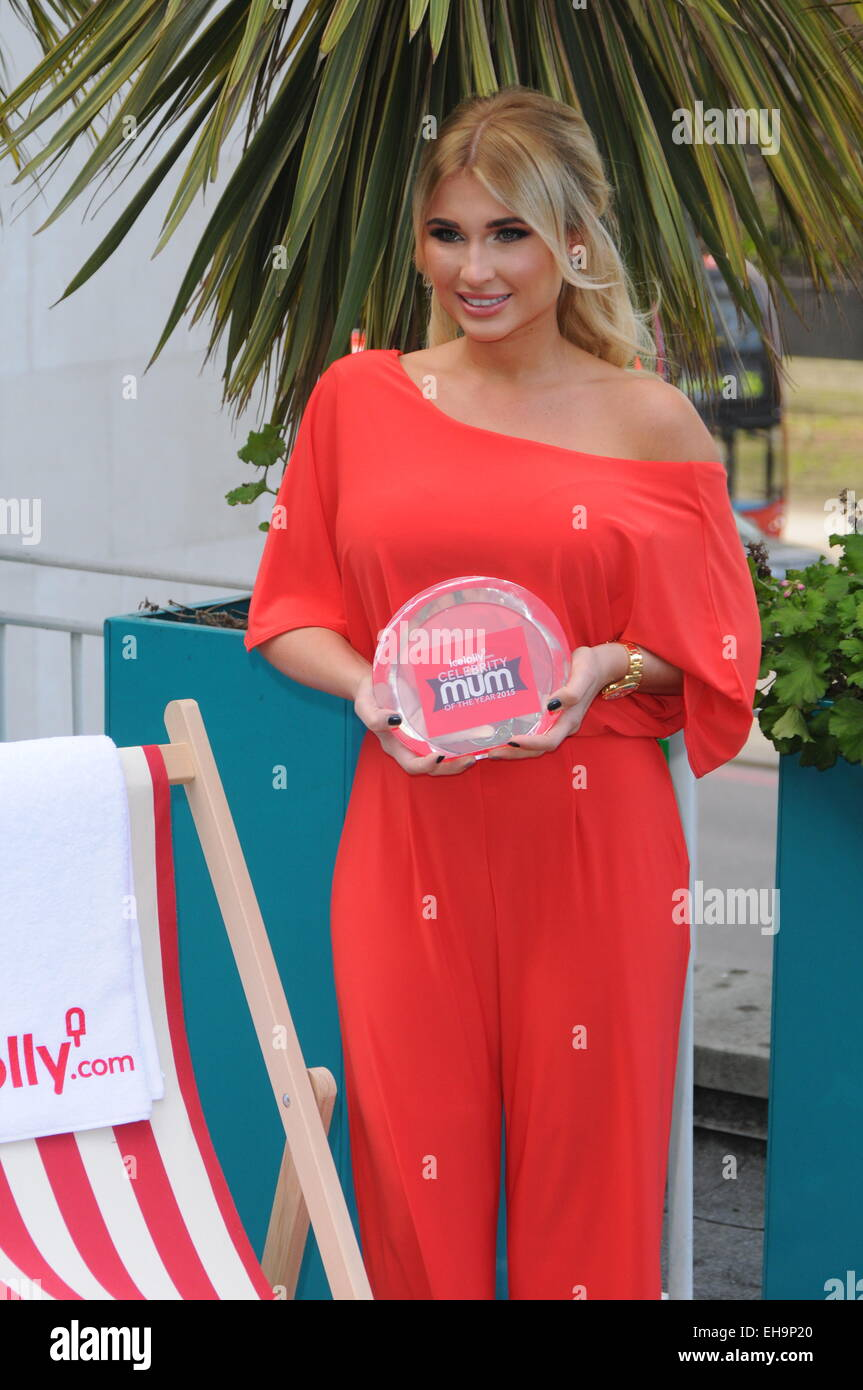 Stacey Solomon named celeb mum of the year - The Jewish ...
