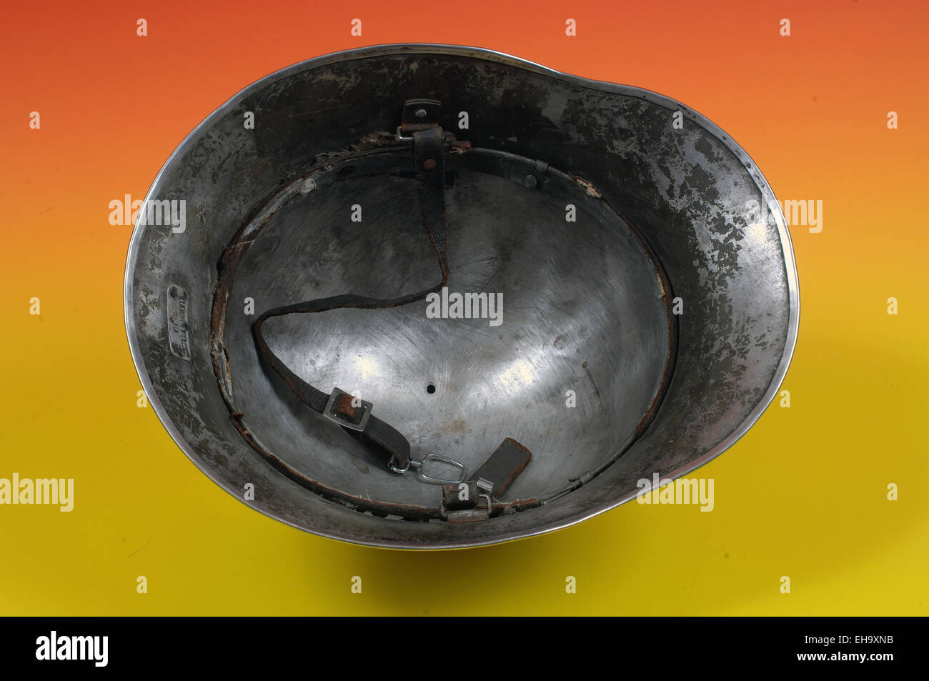 Poland WW2 Fireman Helmet Stock Photo: 79509175 - Alamy