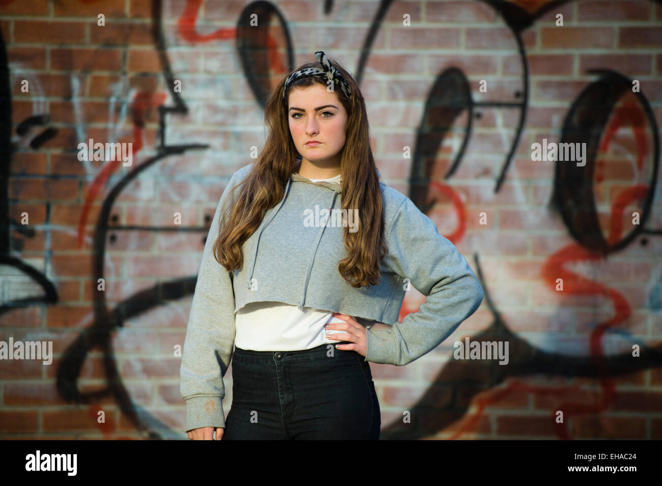 Graffiti Teenager Teen Uk High Resolution Stock Photography And Images Alamy