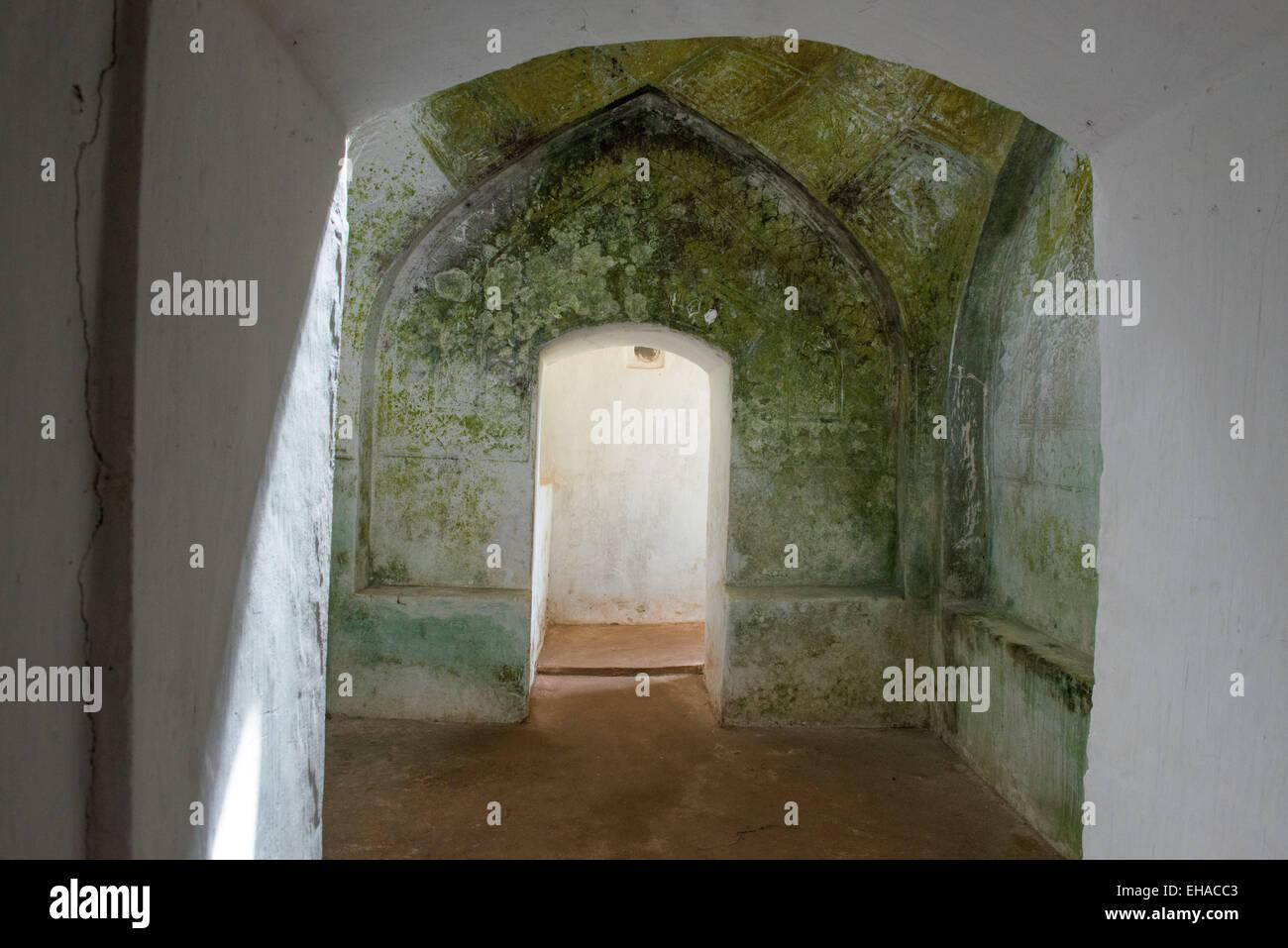 Zanzibar, Kidishi, Persian Baths - Stock Image