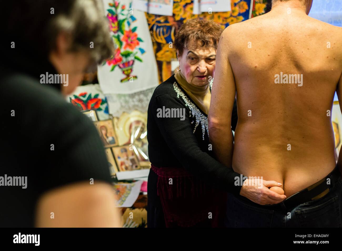 Milinchuk Halina, alternative medicine practitioner, heal