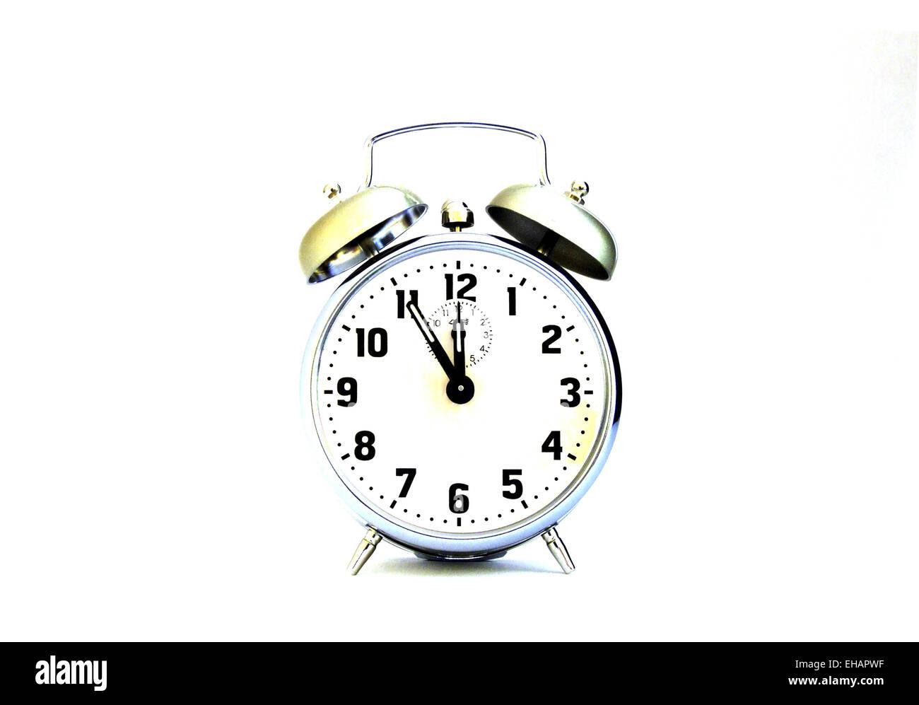 Wecker / alarm clock - Stock Image