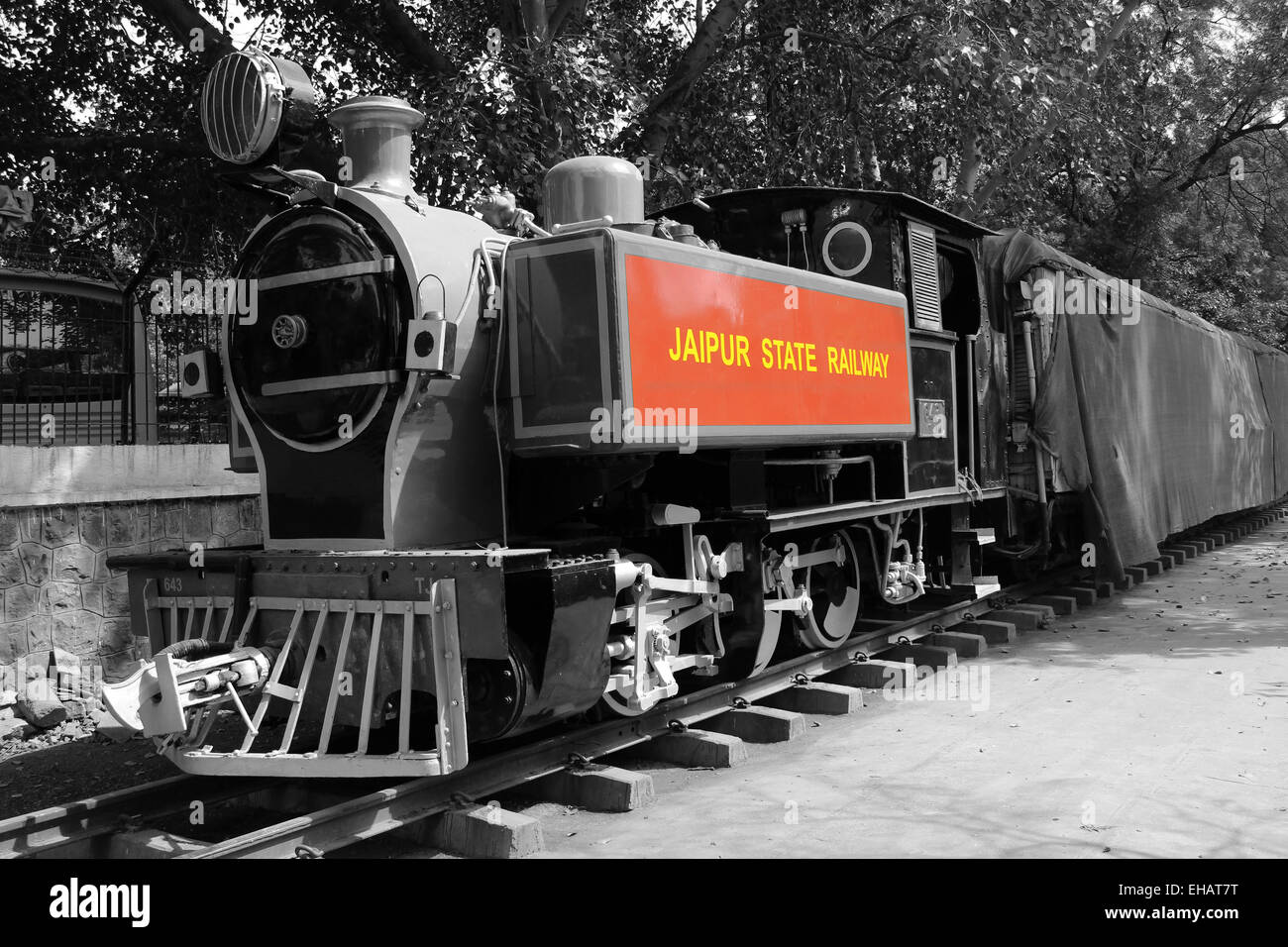Old Indian Train Stock Photos & Old Indian Train Stock Images - Alamy