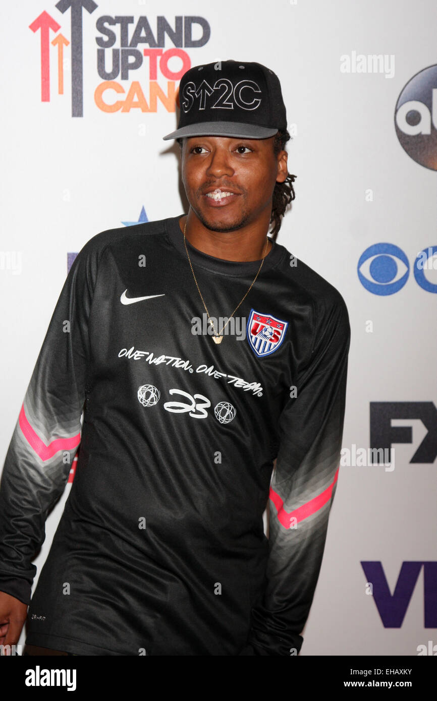 a88ef59c200 Stand Up 2 Cancer Telecast Arrivals 2014 Featuring  Lupe Fiasco Where  Los  Angeles