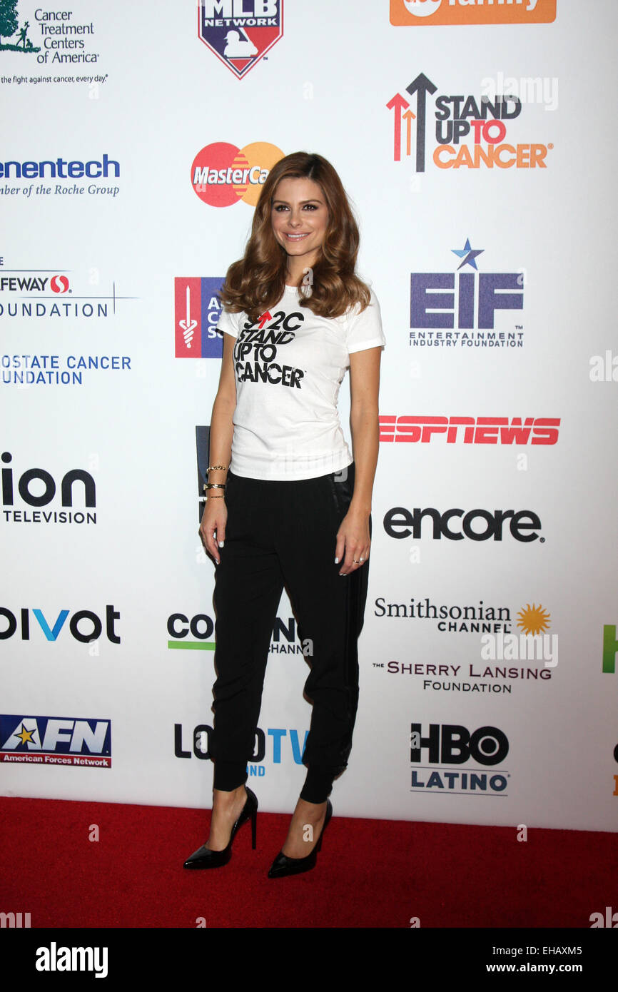 3d1679dd3ba Stand Up 2 Cancer Telecast Arrivals 2014 Featuring  Maria Menounos Where  Los  Angeles
