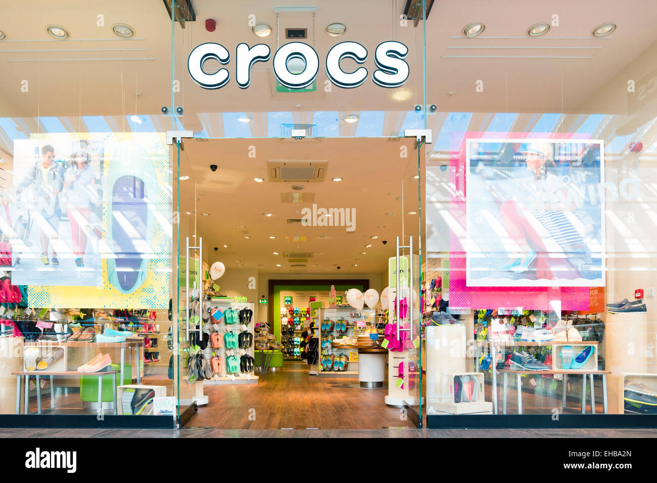 5970950ca5afc7 Crocs shoes store Cribbs Causeway near Bristol