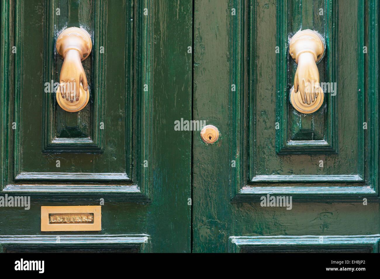Door Knockers Stock Photos U0026 Door Knockers Stock Images   Alamy