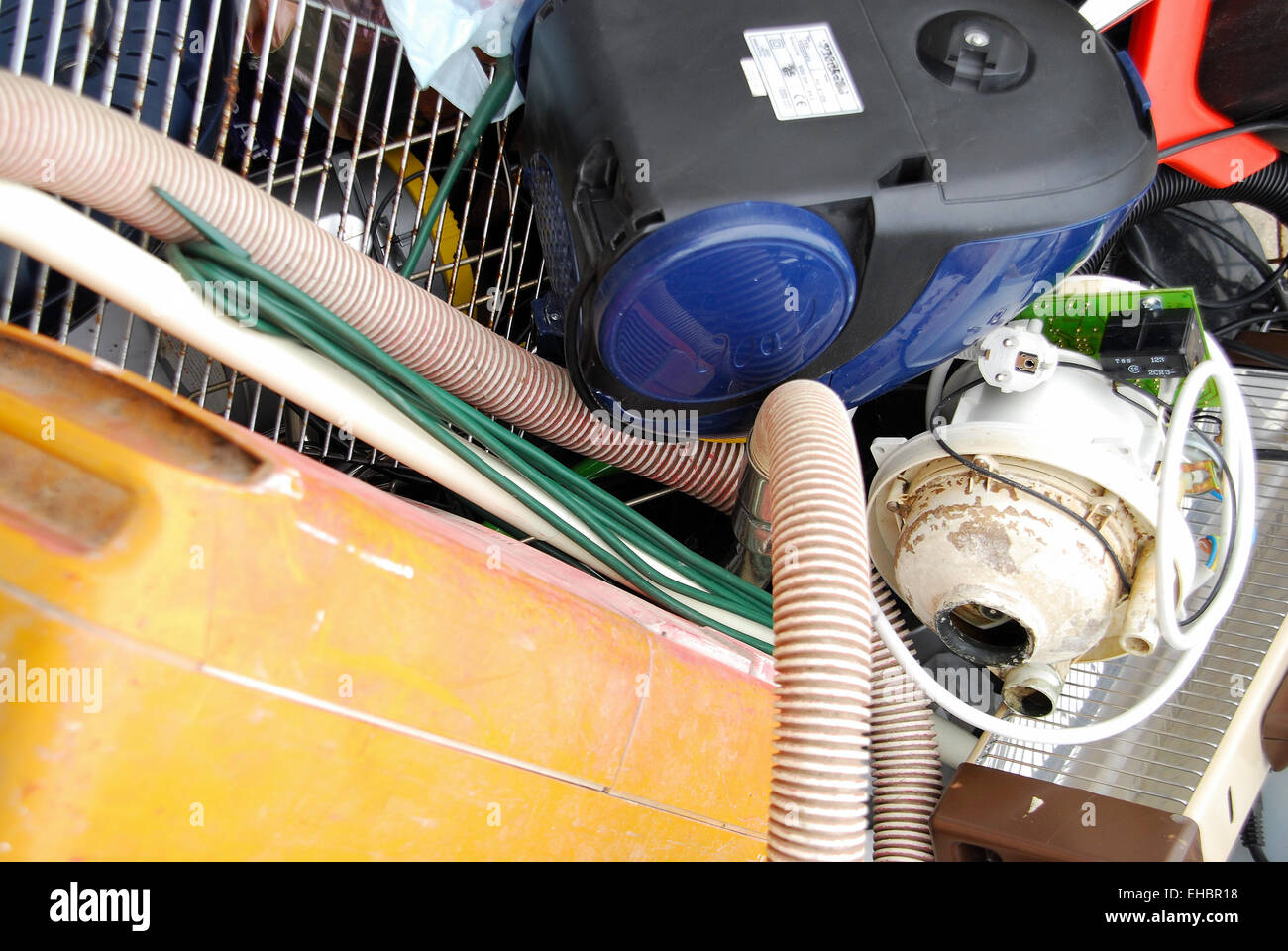 Recycling 080716 17 Stock Photo