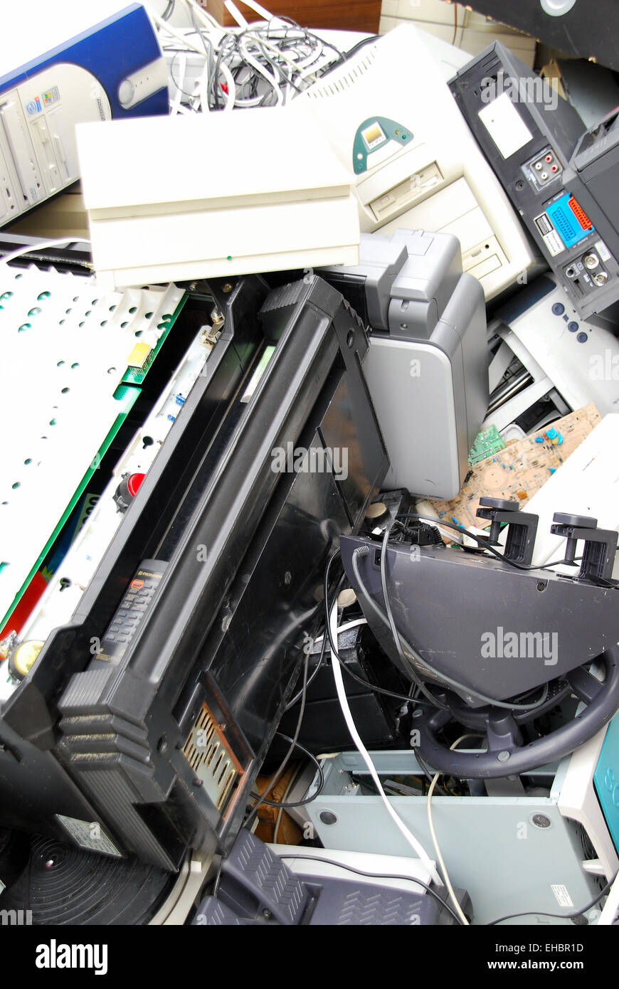 Recycling 080716 7 Stock Photo