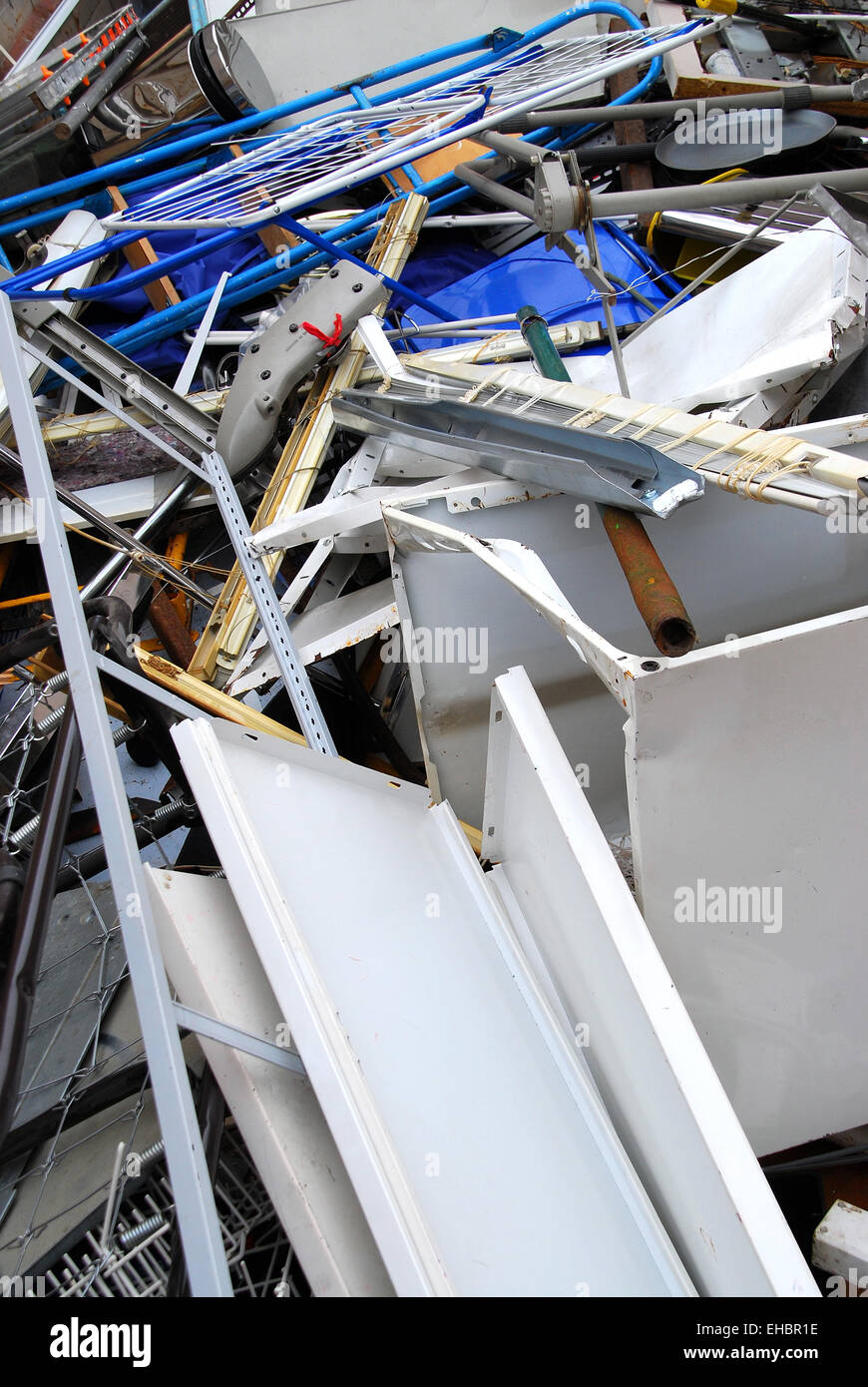 Recycling 080716 8 Stock Photo