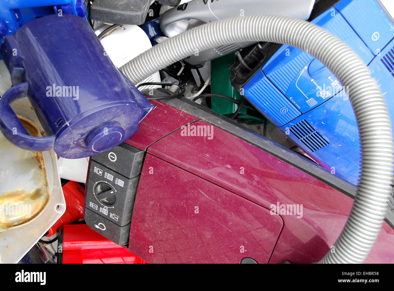 Recycling 080716 15 Stock Photo