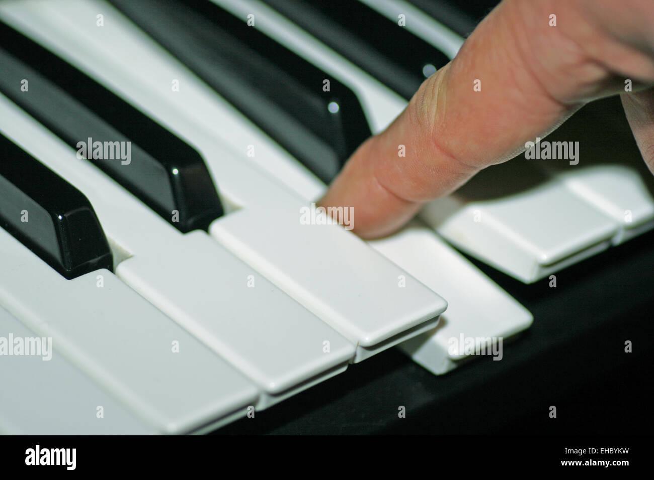 Keyboard Stock Photo