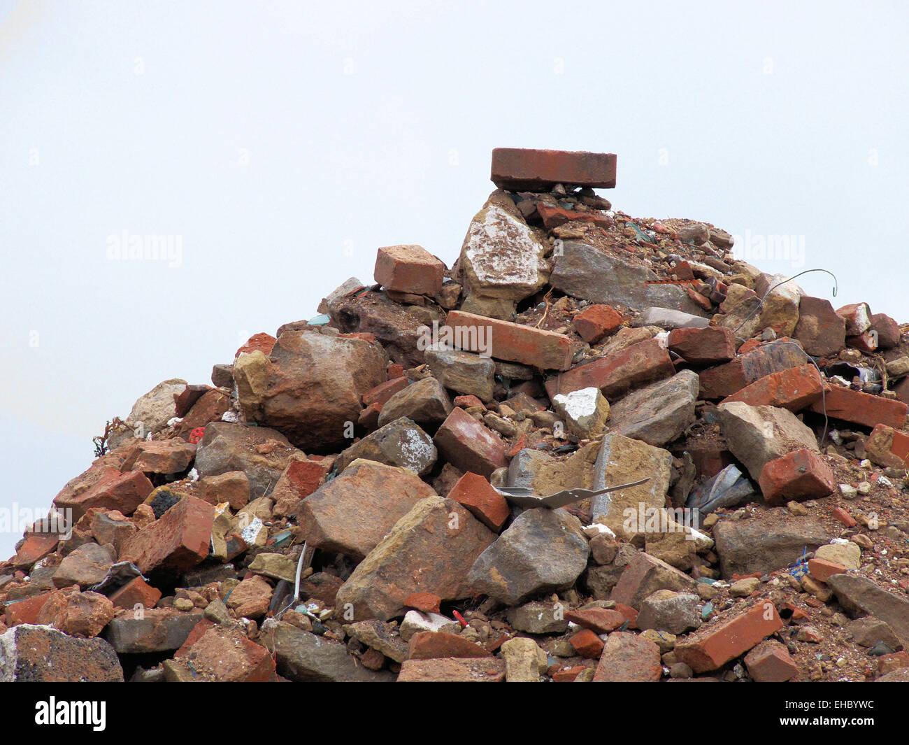 Dumping - Stock Image