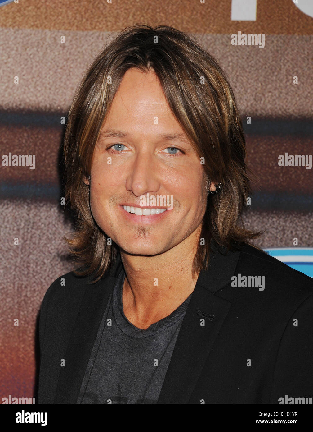 KEITH URBAN New Zealand country musician in March 2015. Photo Jeffrey Mayer - Stock Image