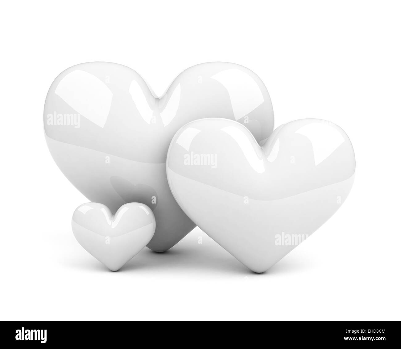 Family Symbol Black And White Stock Photos Images Alamy