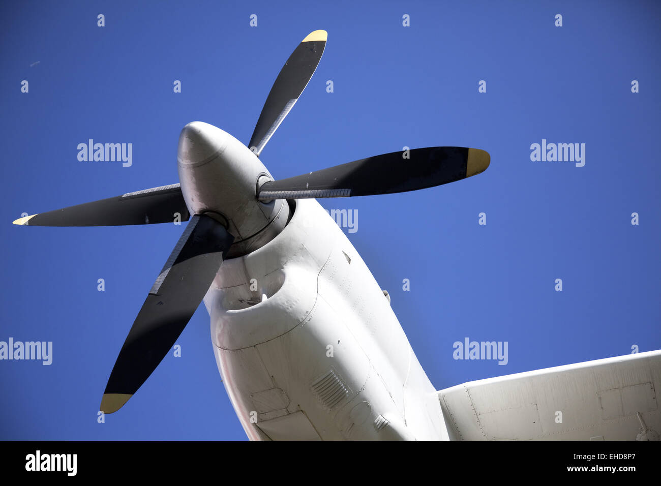 Propeller Stock Photo