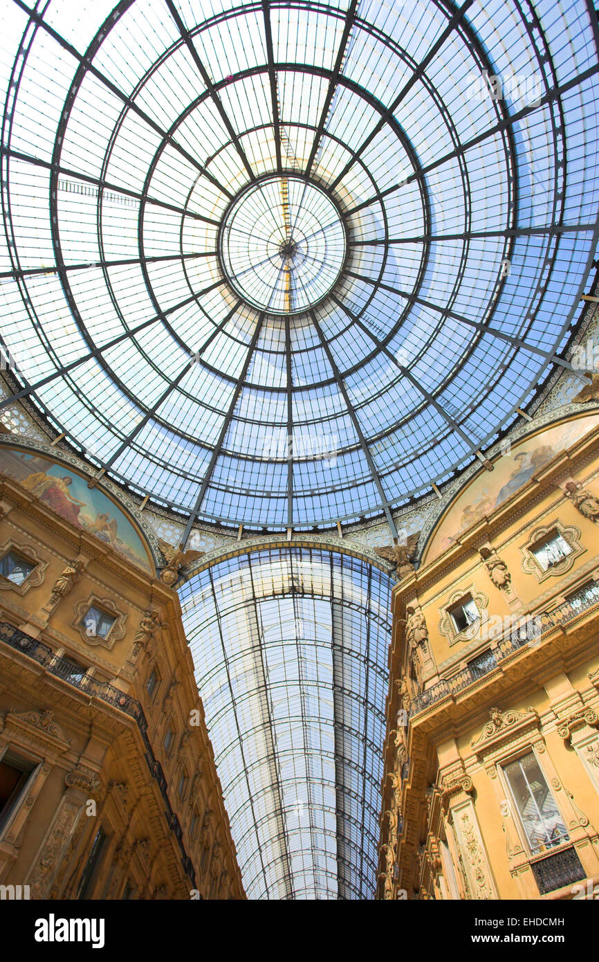 Milan (Lombardy Stock Photo