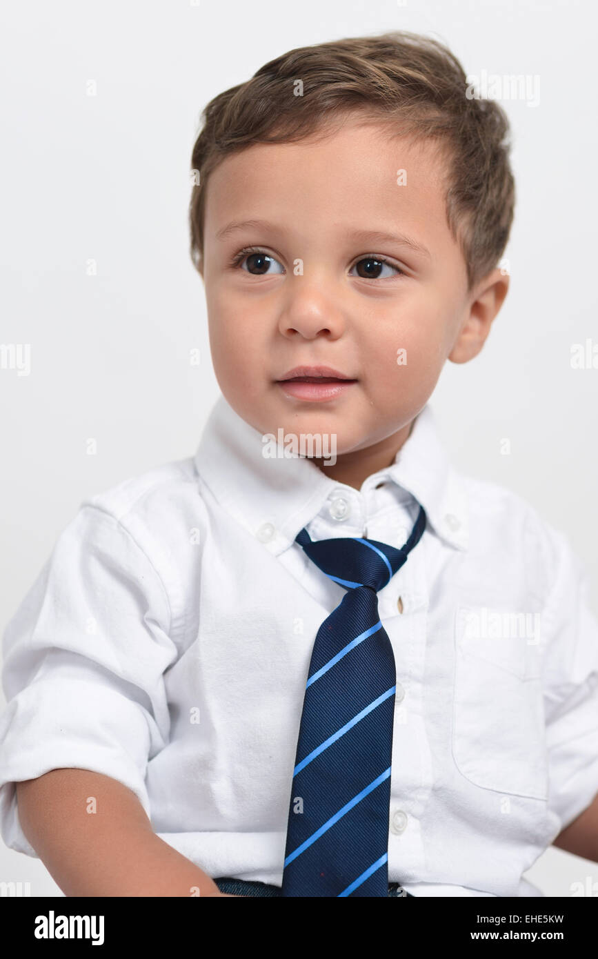 ea4af82c7 Boy In White Shirt Tie Stock Photos   Boy In White Shirt Tie Stock ...