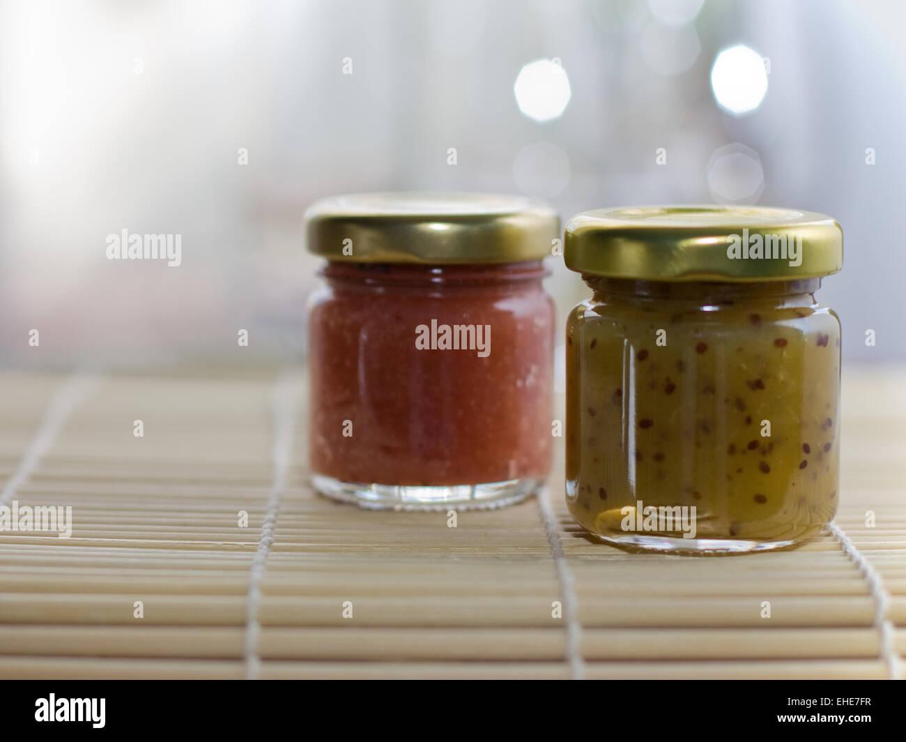 Marmeladenglaser Stock Photos Marmeladenglaser Stock Images Alamy