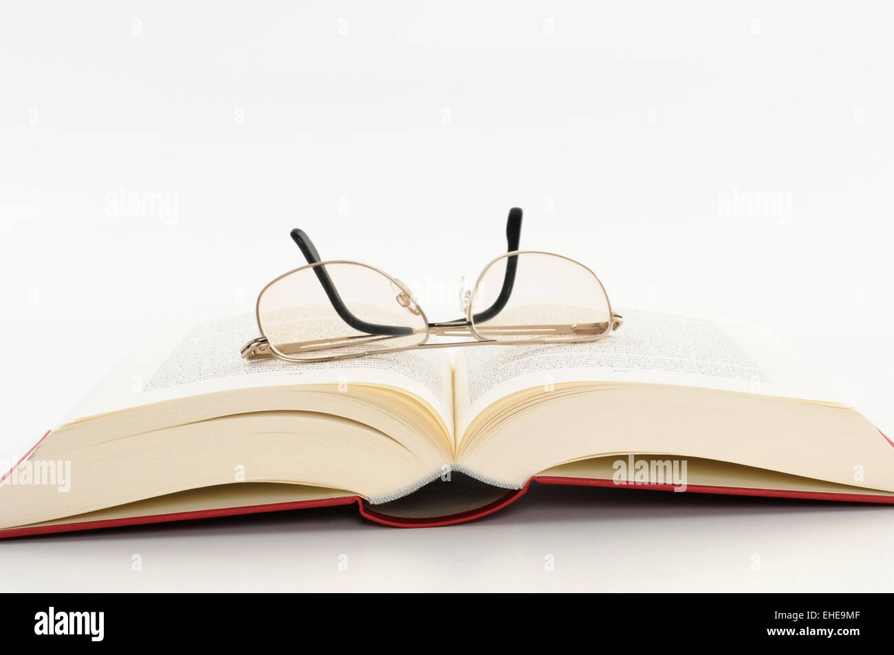 Buch / Book - Stock Image