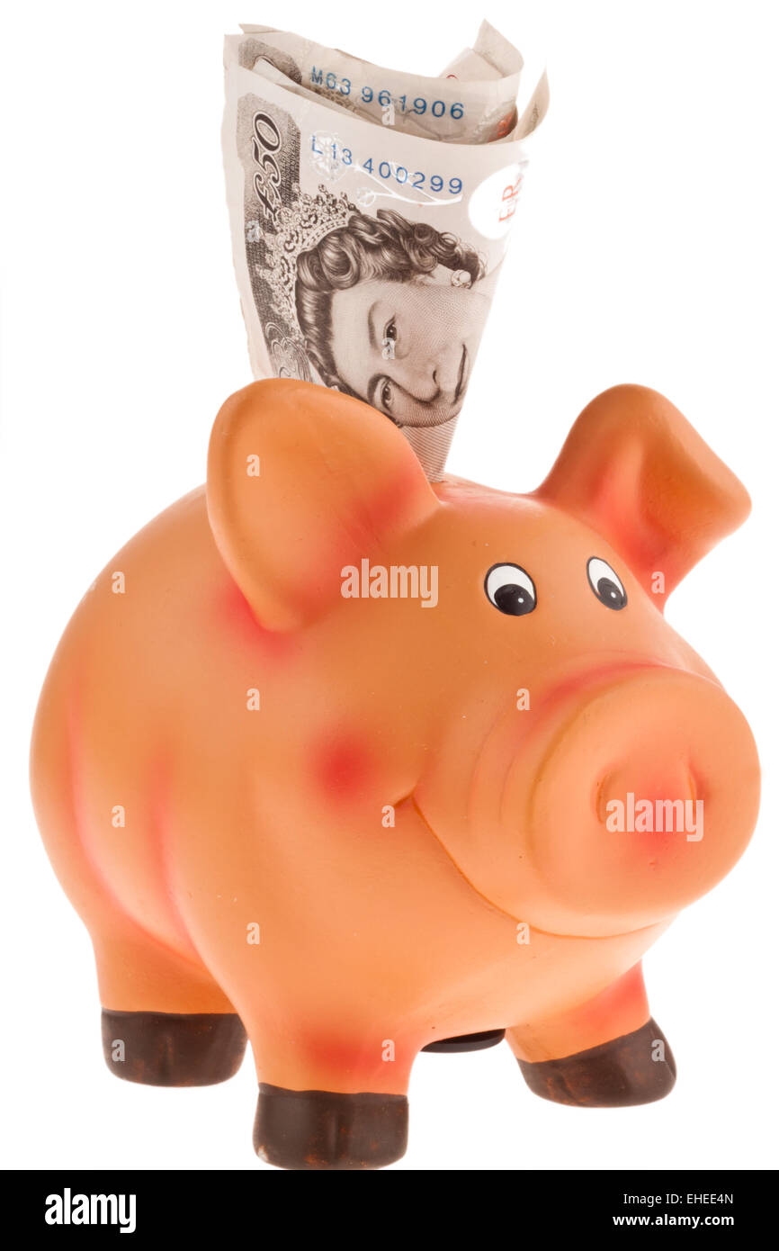 British pound Stock Photo