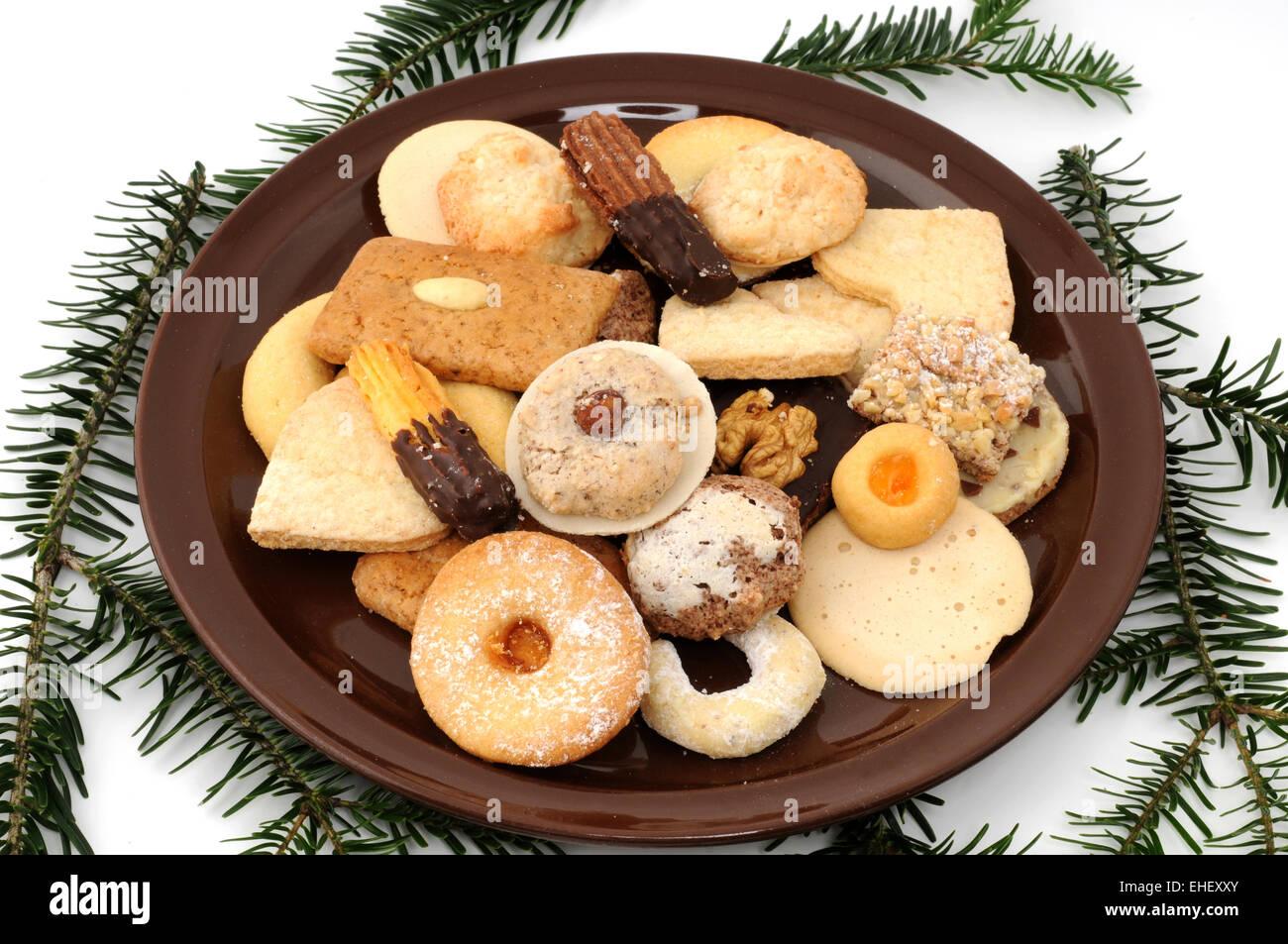 Weihnachtsgebäck 2019.Weihnachtsgebäck Christmas Cookies Stock Photo 79619091 Alamy