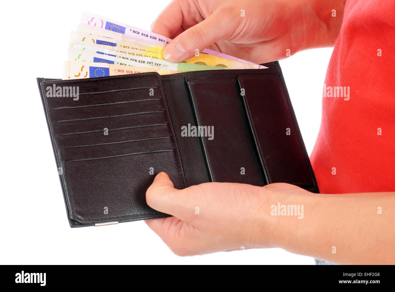 Geld / Money - Stock Image