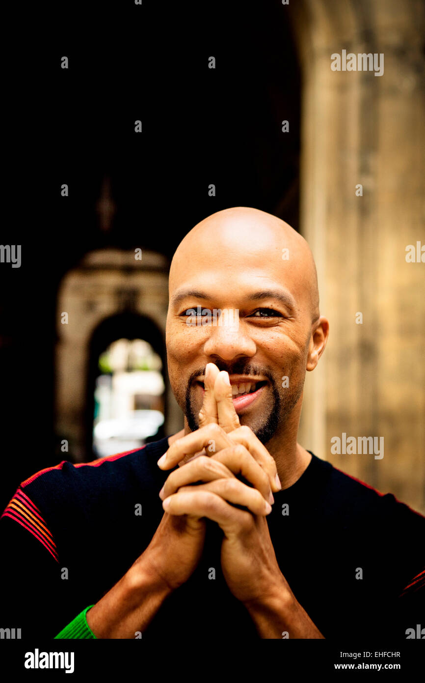 Common photographed in Paris Sept 2009. - Stock Image