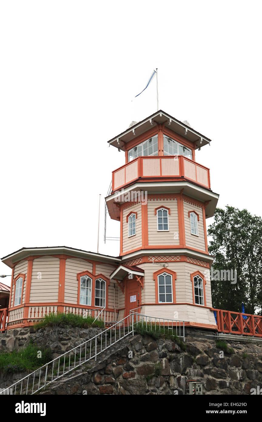Oulu - Stock Image