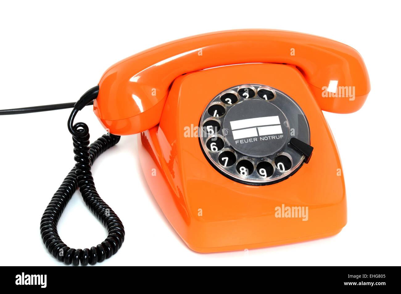 Telefon / Telephone - Stock Image